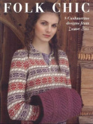 Debbie Bliss Pattern Book, Folk Chic