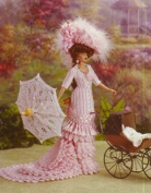 1875 Mother's Sunday Frock
