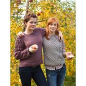 Classic Elite 9151 Harvest Knitting Pattern Booklet