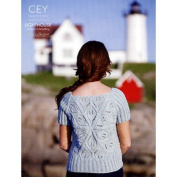 Classic Elite Pattern Book 9177 Lighthouse Seedling Yarn