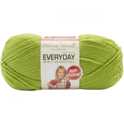 Premier Yarn Deborah Norville Collection 3-Pack Everyday Solid Yarn, Kiwi