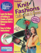 Bohemian Belt and Purse Learn To Knit Kit