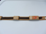 Pony Rosewood Single Point Needles 13 3/4 Size 10.5