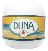Duna 4/4 100g 170m Crochet Cotton Thick Thread Yarn. 100% Mercerized