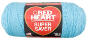 Red Heart E302B.0512 Super Saver Jumbo Yarn, Turqua