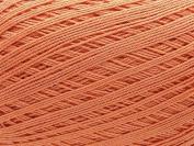 Free Ship Soft Terra Cotta #10 Crochet Cotton Thread Yarn Knitting. 100% Mercerized