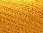 Free Ship Tangerine Size 10 Crochet Cotton Thread Yarn Knitting. 100% Mercerized