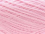 Free Ship Rose Petal Pink #10 Crochet Cotton Thread Yarn Knitting. 100% Mercerized