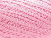 Free Ship Pink Size 10 Crochet Cotton Thread Yarn Knitting. 100% Mercerized