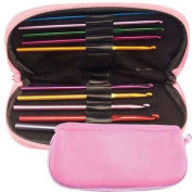 Crochet Hooks with Case