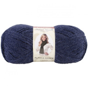 Premier Yarn Deborah Norville Collection 3-Pack Alpaca Dance Yarn, Blueberry