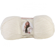 Premier Yarn Deborah Norville Collection 3-Pack Alpaca Dance Yarn, Snowball