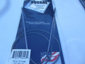 "32"" (81cm) Kollage Square Circular Knitting Needles Firm Cable"