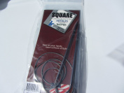 """40"""" (101cm) Kollage Square Circular Knitting Needles Soft Cable"""