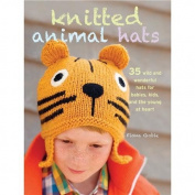 Ryland Peters & Small NOM161852 Cico Books, Knitted Animal Hats