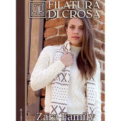 Filatura Di Crosa Zara Family 2011 Knitting Pattern Book