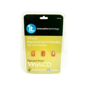 Innovative ITRRS-300 (3) pack needles for ITVS-750 - NEW - Retail - ITRRS-300