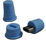 Thimble Novelty 2GB USB Drive
