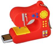 Sewing Machine USB 2 GB Thumb Drive