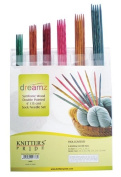 "Dreamz Symfonie Wood Double Pointed 6"" (15 cm) Sock Needle Set"