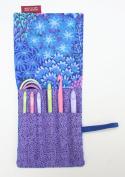 Denise2Go Crochet Tool Set, Blue/Purple