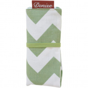 Denise2Go - Chevrons & Dots, green