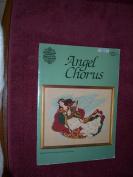 Angel Chorus Counted Cross Stitch Chart