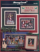 Holly Jolly Christmas Cross Stitch