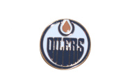 Edmonton Oilers NHL Hockey Logo Lapel Pin Badge ... 2.5cm X 2.5cm ... New
