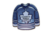 Toronto Maple Leafs NHL Hockey Logo Lapel Pin Jersey Badge ... 2.5cm X 2.5cm ... New