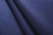 Navy Blue 11 Counted Cotton Aida Cloth Cross Stitch Fabric 48cm x 48cm
