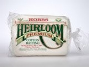 Hobbs Heirloom® 80/20 Fusible Cotton Batting Blend 240cm Wide By the Yard
