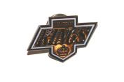 Los Angeles Kings NHL Hockey Logo Lapel Pin Badge ... 2.5cm X 2.5cm ... New