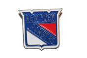 New York Rangers NHL Hockey Logo Lapel Pin Badge ... 2.5cm X 2.5cm ... New