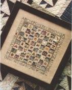 Sampler Game Board - Cross Stitch Pattern