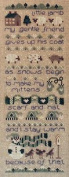 Generosity - Cross Stitch Pattern