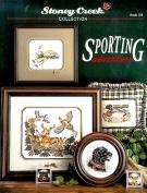 Sporting Adventure - Cross Stitch Pattern