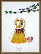 Quilling Kit Springtime Stroll