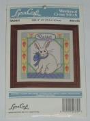 Lynn Craft Weekend Counted Cross Stitch Kit - Rabbit - #50-370