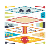 Down By The Shore Pennants-