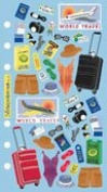 Stickopotamus Basic Collection Stickers travel