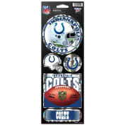 Indianapolis Colts Prismatic Stickers