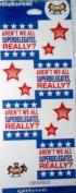 Stickeroni Superdelegate Political Stickers