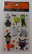 Handmade Stickers - Caution Monster Crossing