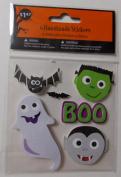 Handmade Halloween Stickers