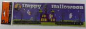 Handmade Halloween Haunted House Stickers