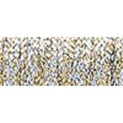 Kreinik Very Fine Metallic Braid #4 11 Metres (12 Yards)-Vatican Gold Hi Lustre