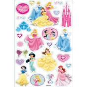 Disney Princess Classic Stickers-True Princess