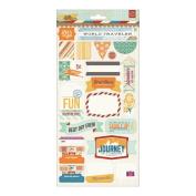 BasicGrey Carte Postale Alpha Acetate Collection