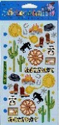Stickopotamus Career Collection Stickers cowboy